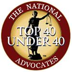Top 40 Under 40 by The National Advocates - Joseph Caraccio