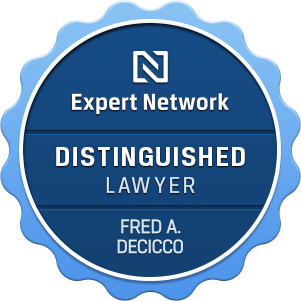 Expert Network Distinguished Lawyer - Fred DeCicco