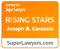 Super Lawyers Rising Stars Award - Joseph B. Caraccio