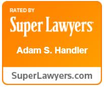 Super Lawyers Award - Adam S. Handler